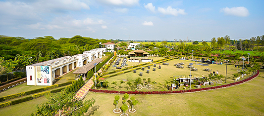 wedding venues near delhi ncr